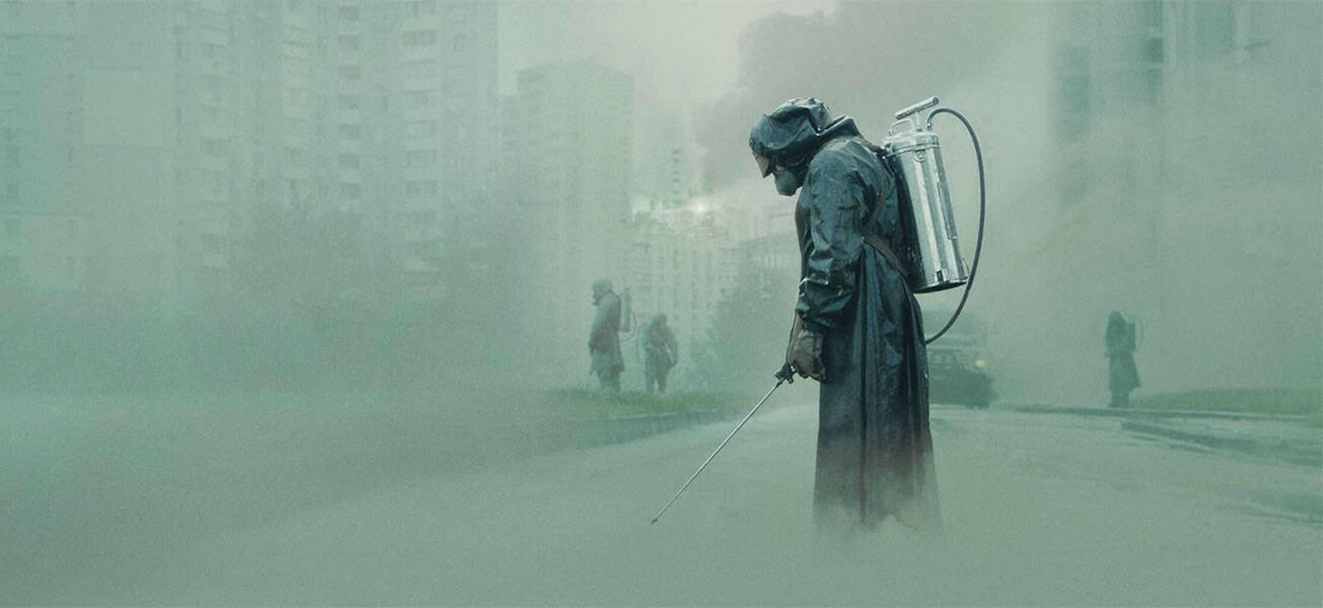 Chernobyl TV Miniseries 215362287 large