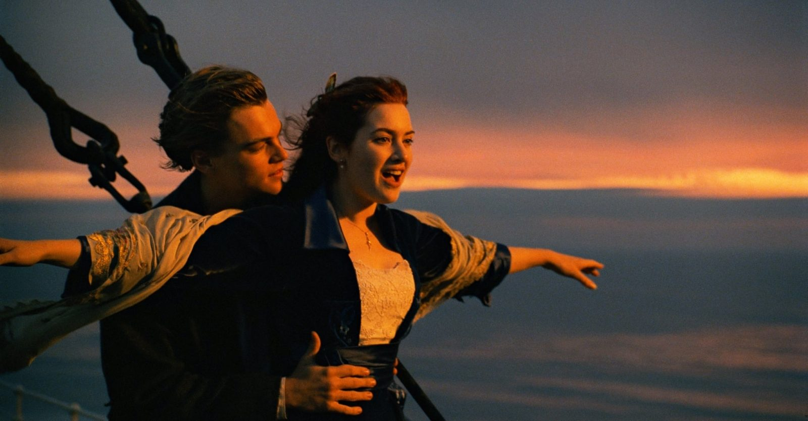 Titanik Filmi Titanic Movie 1997 Deniziclik Filmleri