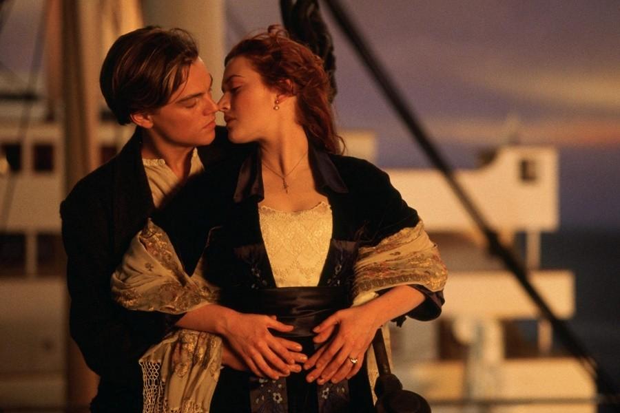 leonardo dicaprio titanic filmloverss