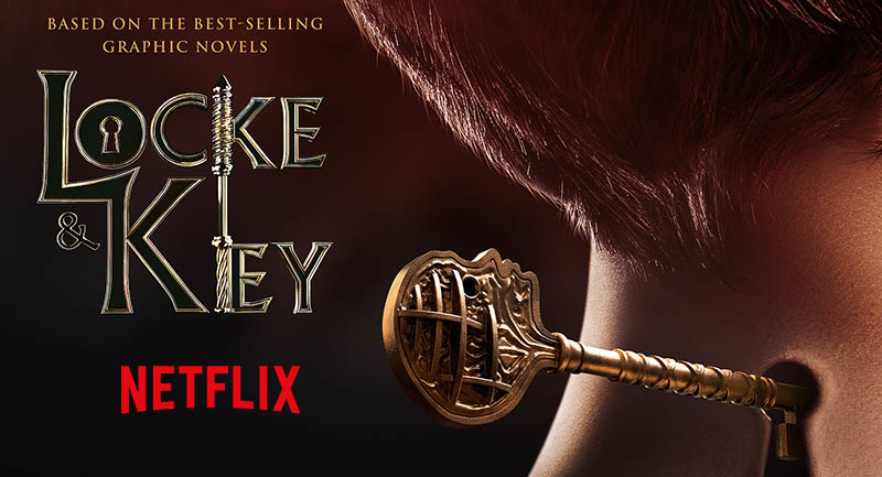 locke and key poster ust