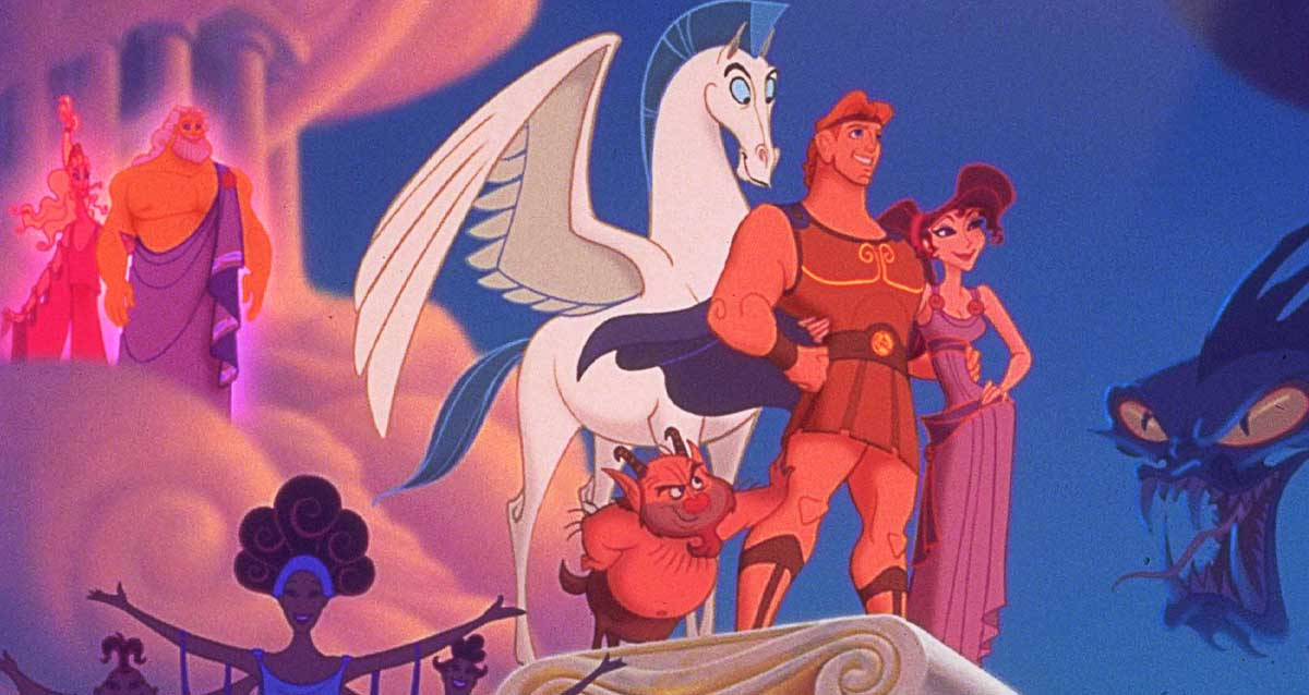 Disney Hercules film