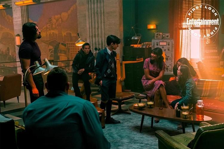 the umbrella academy 5 filmloverss