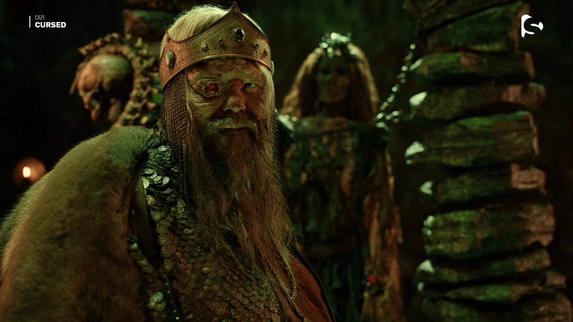Rugen the Leper King - Olafur Darri Olafsson