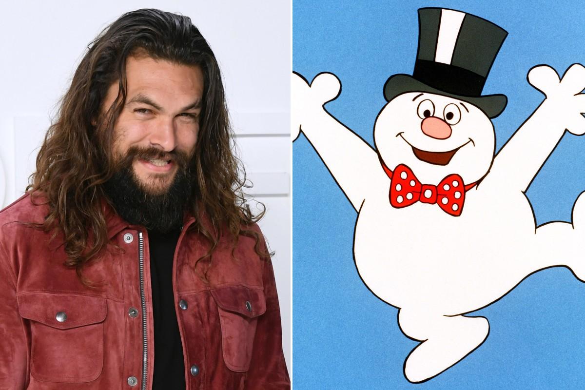 frosty snowman momoa duo 1