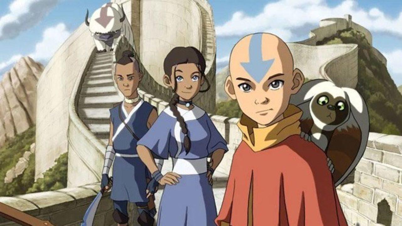 Avatar The Last Airbender seyrederiz