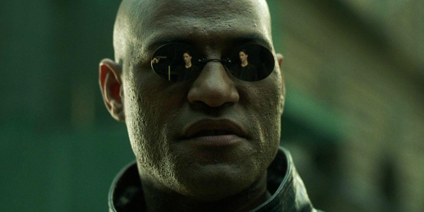 The Matrix Morpheus seyrederiz