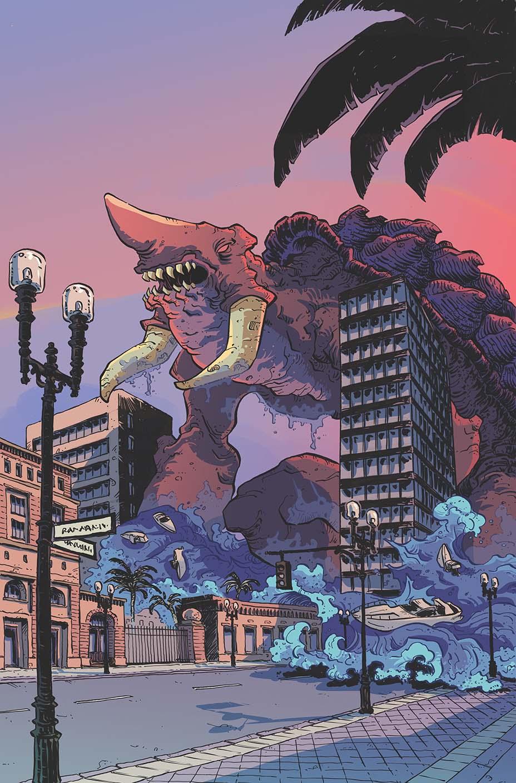 The Kaiju Score