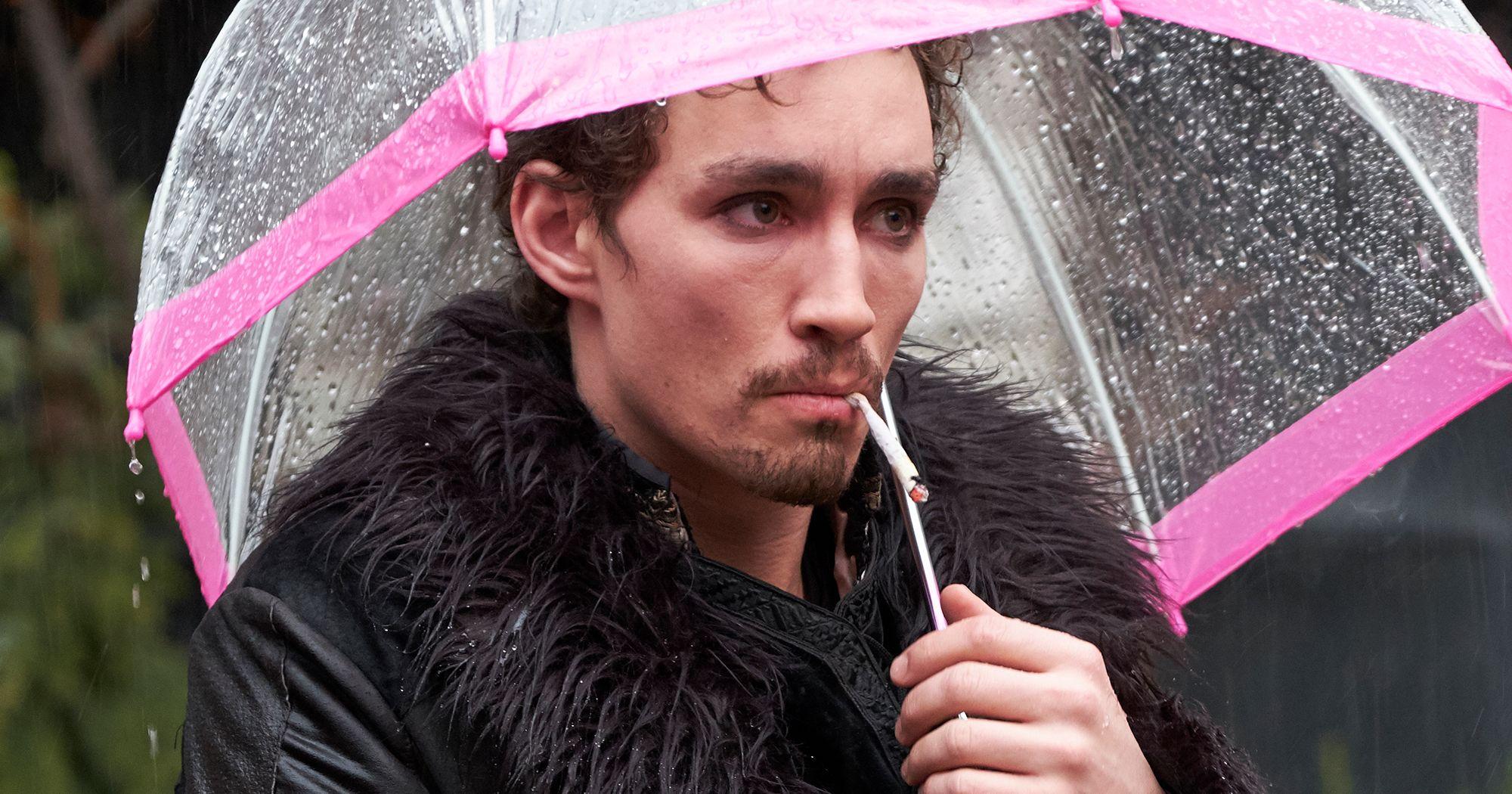 the umbrella academy klaus