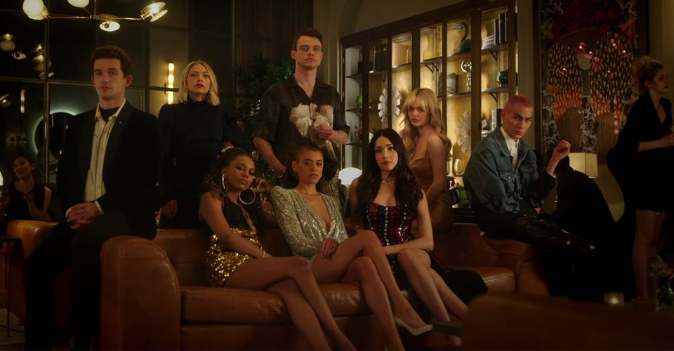 Gossip Girl Cast in Official Trailer