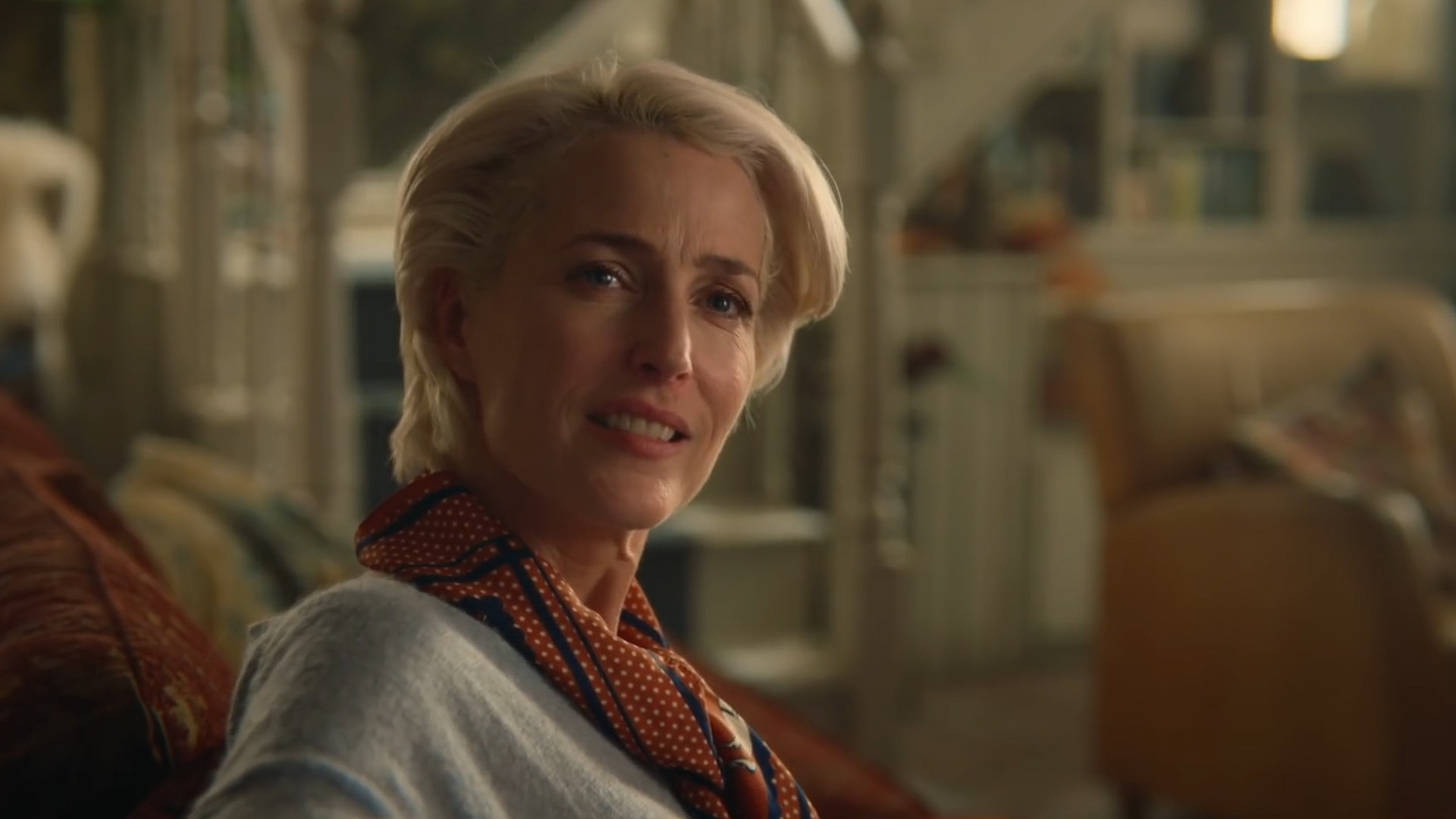 gillian anderson the great