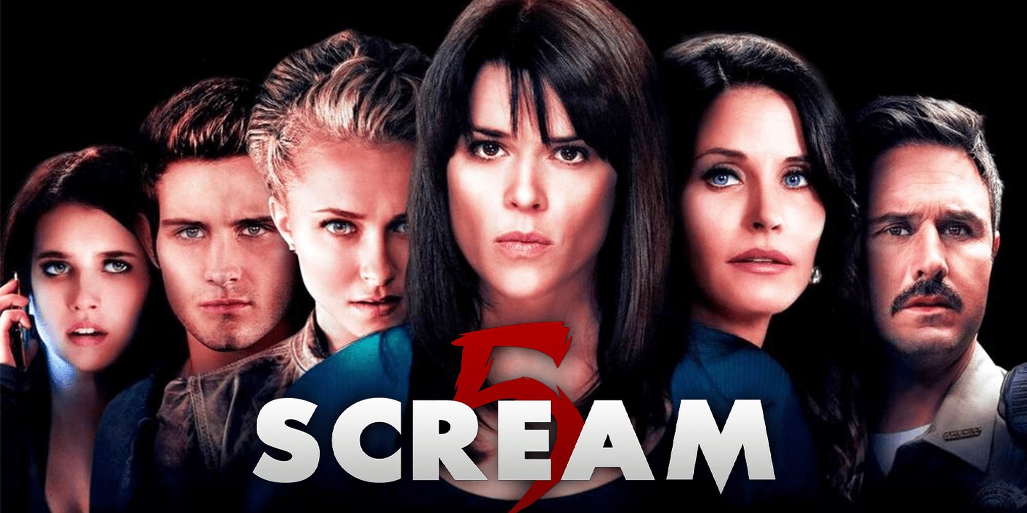 Scream 5 kadrosu