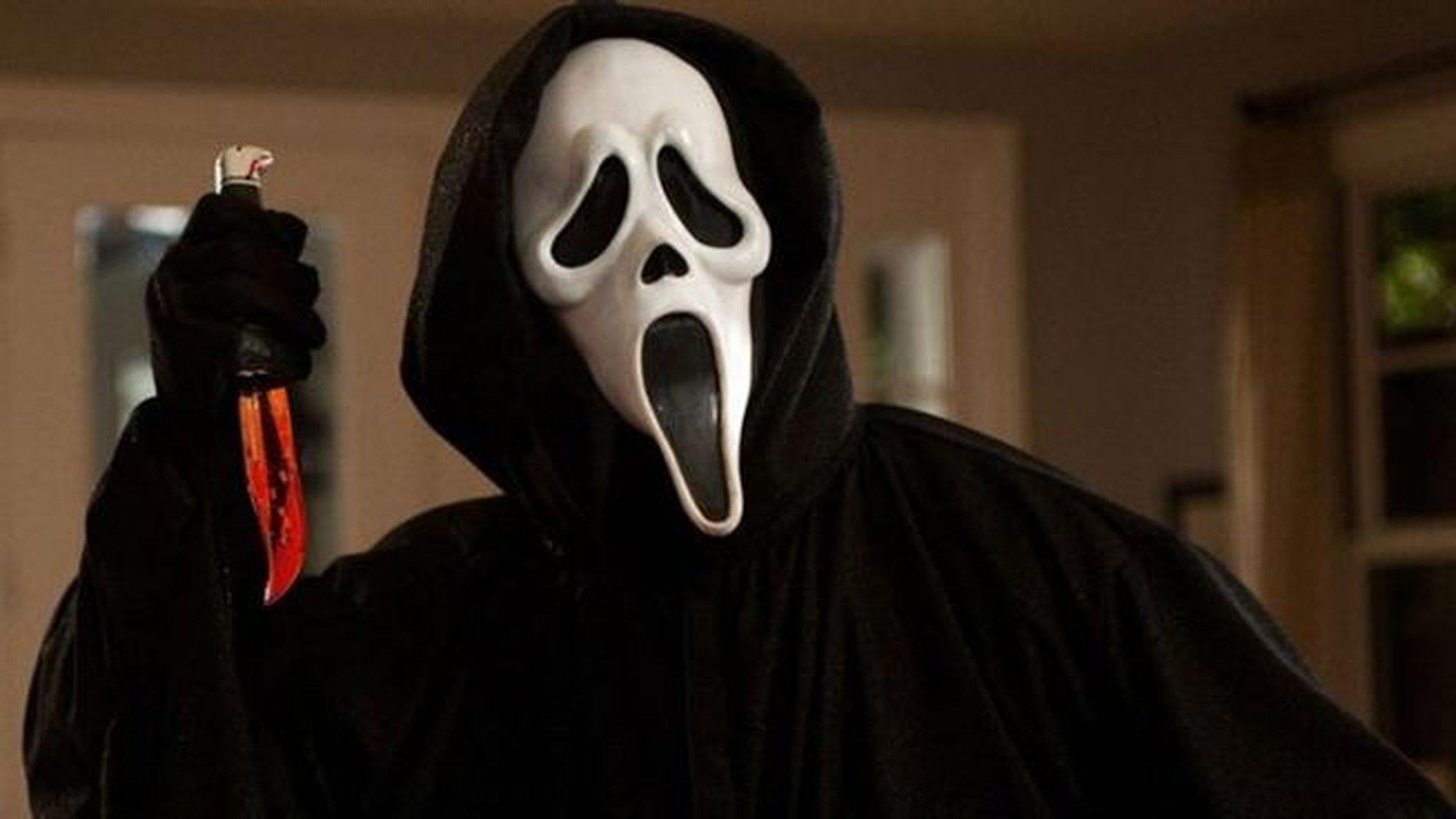 Scream 5 çekimleri