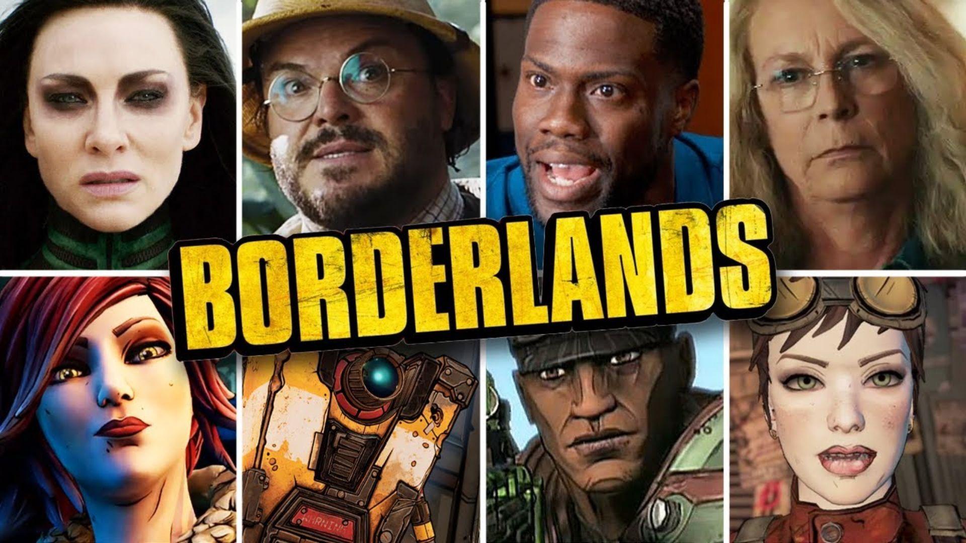 Borderlands Kadrosu
