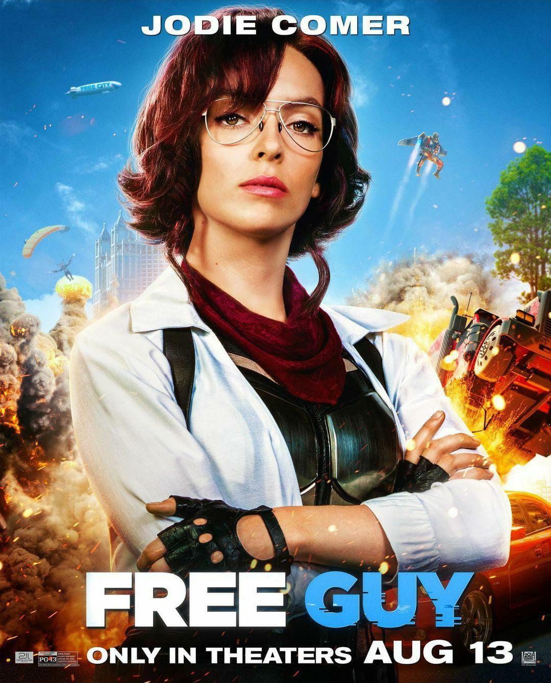 Free Guy 3