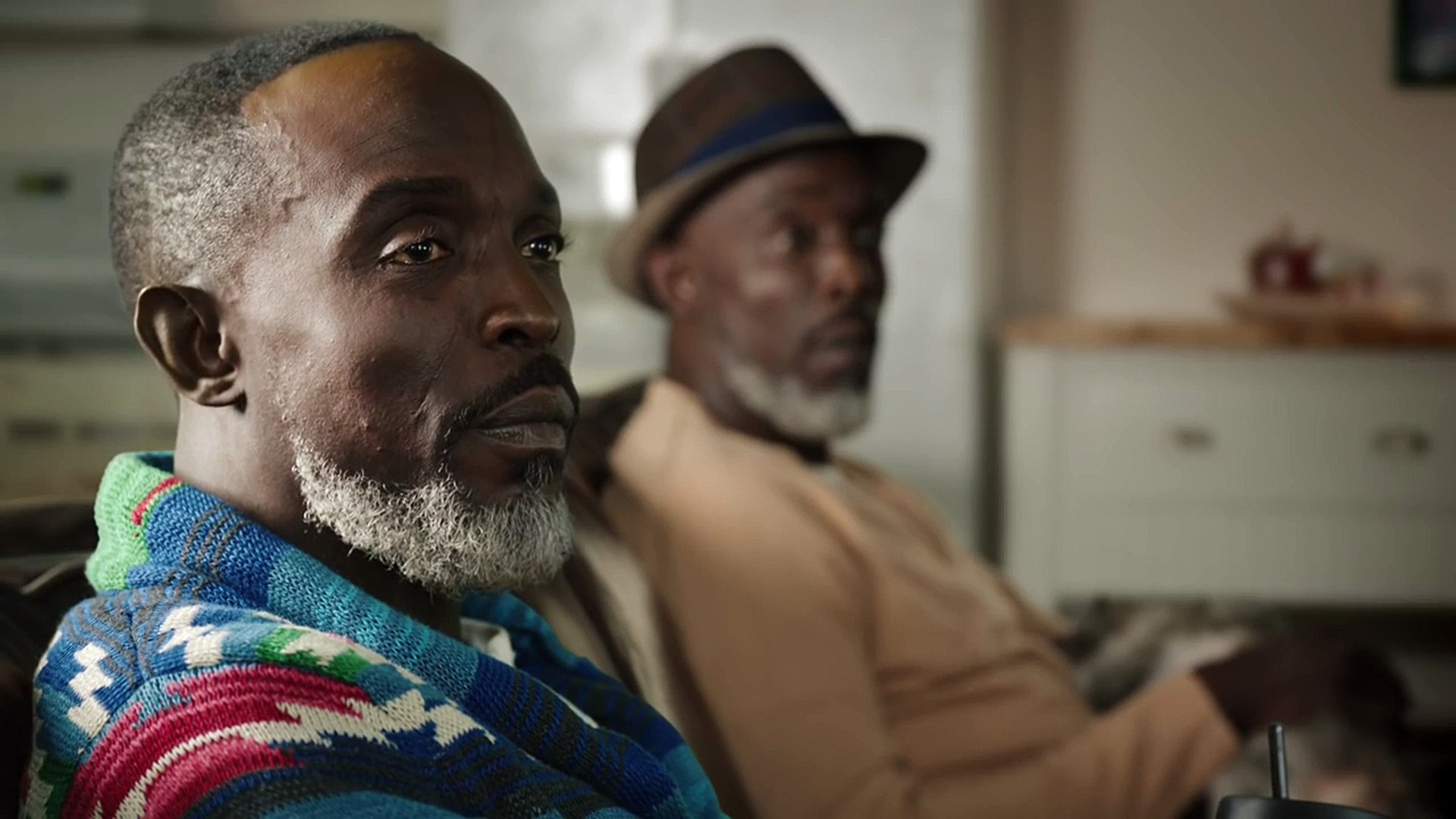 Michael K. Williams Lovecraft Country