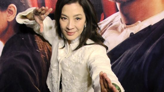 Michelle Yeoh & The Witcher Blood Origins