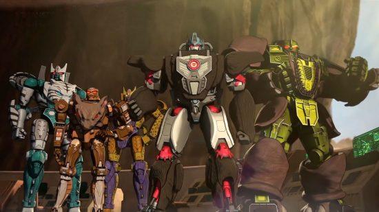 Transformers: War for Cybertron Kingdom