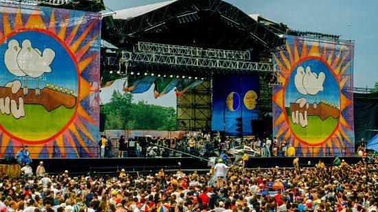 Woodstock '99 Peace Love and Ragden Ilk Fragman Yayinlandi