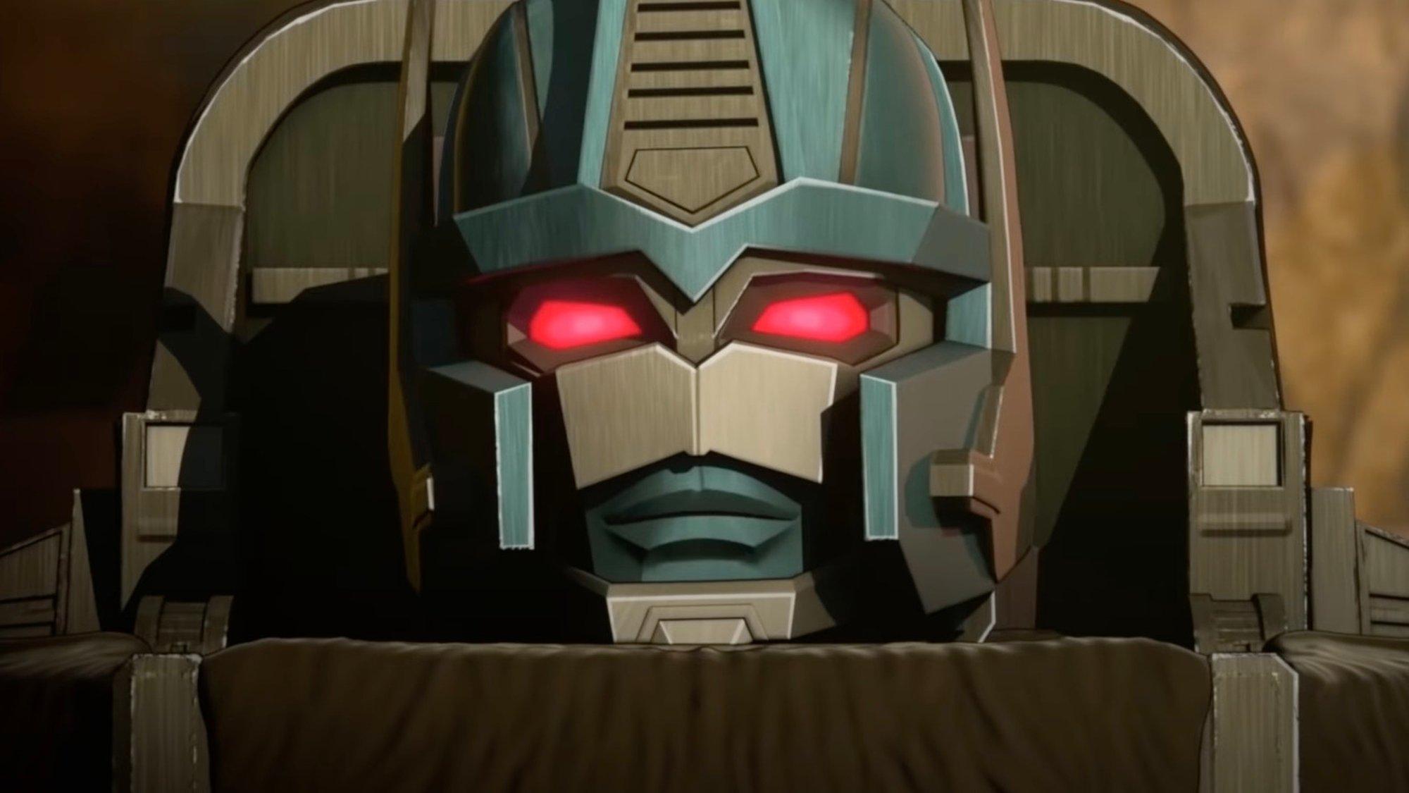 Transformers: War for Cyberton Kingdom